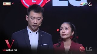 Ốc Thanh Vân xúc động mỗi khi thấy chồng chăm sóc bố mẹ mình
