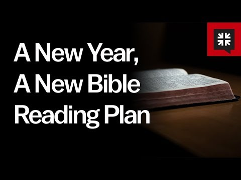 A New Year, A New Bible Reading Plan // Ask Pastor John