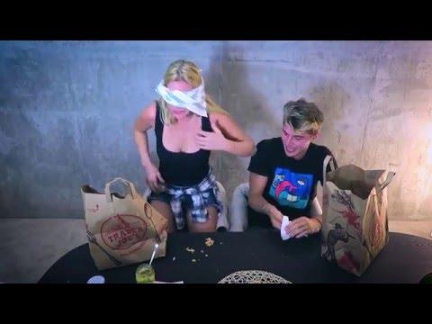 EATING CHALLENGE w/ LELE PONS
