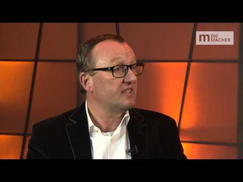 """Talk mit Karl-Heinz Land - """"Der digitale Darwinismus verändert alles"""""""