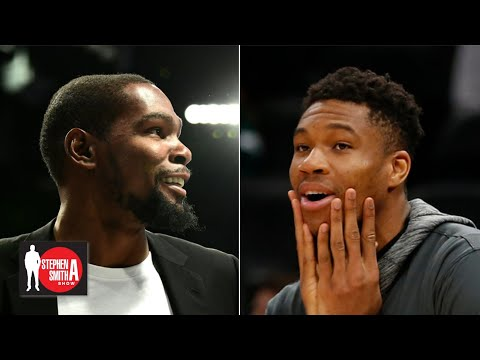 Giannis will go to Warriors if Kevin Durant comes back healthy - Stephen A. | Stephen A. Smith Show