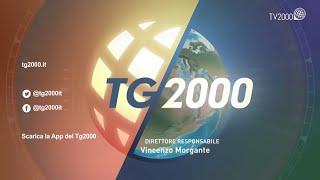TG2000, 13 settembre 2021 - Ore 12