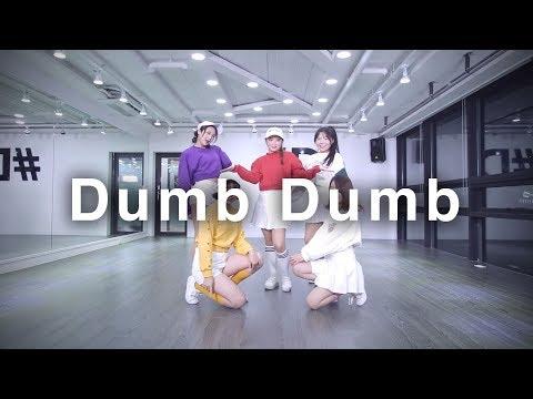 [ kpop ] RED VELVET (레드벨벳) - Dumb Dumb (덤덤) Dance Cover (#DPOP)