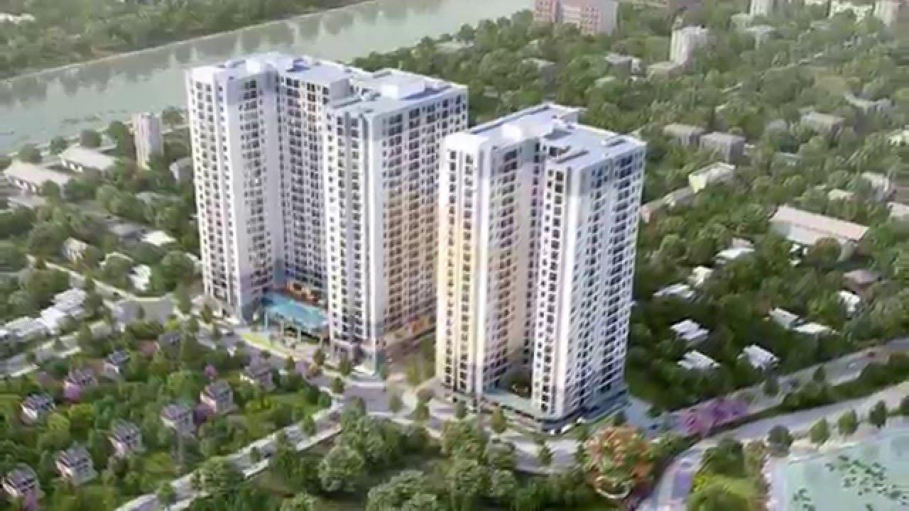 Bán căn hộ M-One Quận 7, diện tích từ 40 - 60m2, giá từ 1.55 tỷ - 1.8 tỷ. LH: 0935299000 video