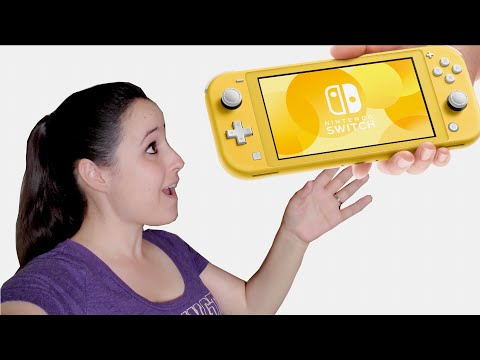 Nintendo Switch Lite Announced (FEATURES) || 3DS Replacement!