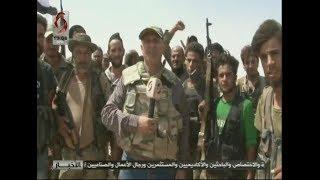 دير الزور | وحدات من الجيش تنهي كامل جيوب quotداعشquot بين دير الزور وريف ...