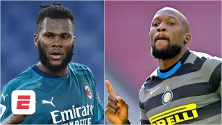 AC Milan get a much needed win, but can they keep up with Romelu Lukaku and Inter? | ESPN FC