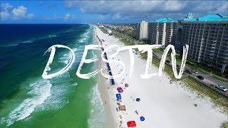 Destin & Miramar Beach FLORIDA by Drone