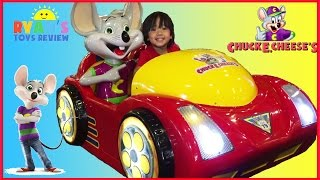 Chuck E Cheese Indoor Games and Activities for Kids