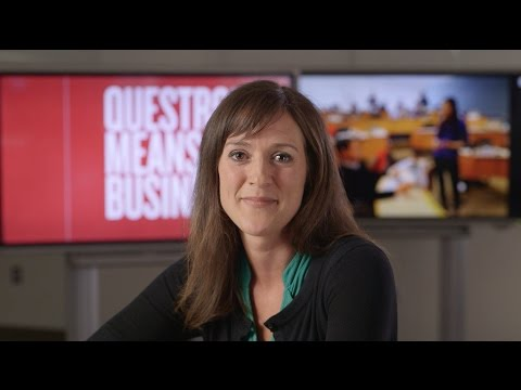 Questrom School of Business | MBA Admissions | Letters of recommendation & Work experience