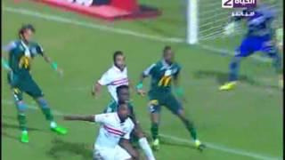 أهداف مباراة ( الزمالك vs المصري) فى الدوري الممتاز ... 2/2 quot نادي الزمالك vs ...