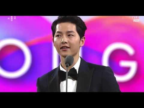 160315 Song Joong Ki SIA2016 - Asia Style Icon