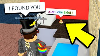 HIDE AND SEEK WITH ADMIN COMMANDS! (Roblox)