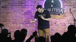 Mix Palestras | Fábio Lins no Curitiba Comedy Club
