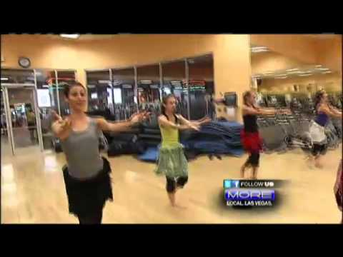 HOT HULA fitness on FOX5 - Las Vegas.mp4