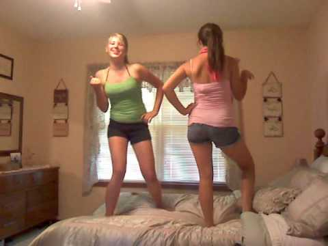 Me And My Friend Sidney Dancing And Singing To Don T Stop