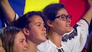 ROMÂNII AU TALENT 2018 - Corul Parohiei Ireşti