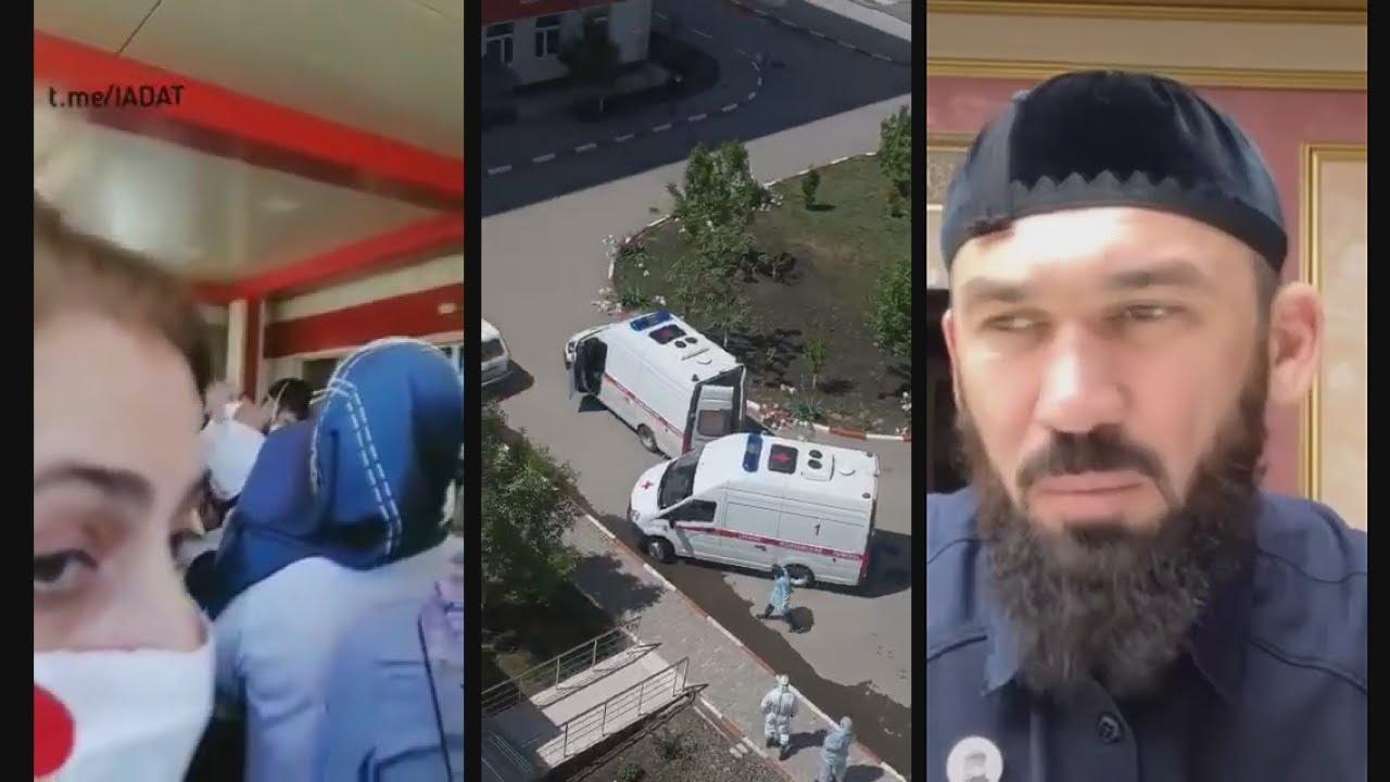 Чечня: бунт врачей разогнали угрозами и упреками