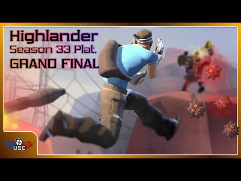 UGC EU HL S33 Plat Grand Final: SDCK! vs. Feila eSports [TF2 esport]