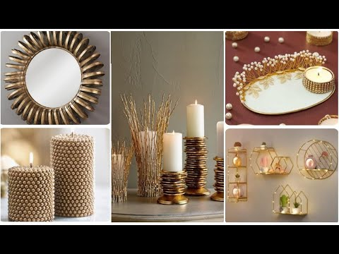 DIY AMAZING ROOM DECOR IDEAS YOU WILL LOVE – EASY and CHEAP CRAFTS #12 #DIYGlam #roomdecor