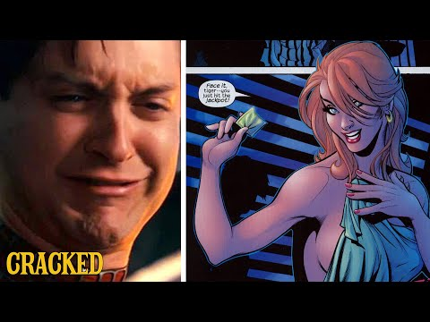 5 Spider-Man Storylines Too Hot For The MCU - CanonBall