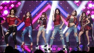 T-ara Sugar Free Live Compilation