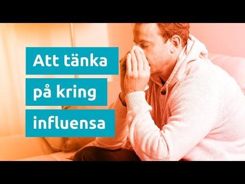 Att tänka på i influensatider