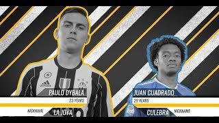 ESSENTIALS Ep.1: Passing | Dybala, Cuadrado and J|Academy USA!