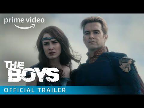 The Boys - Final Trailer | Prime Video