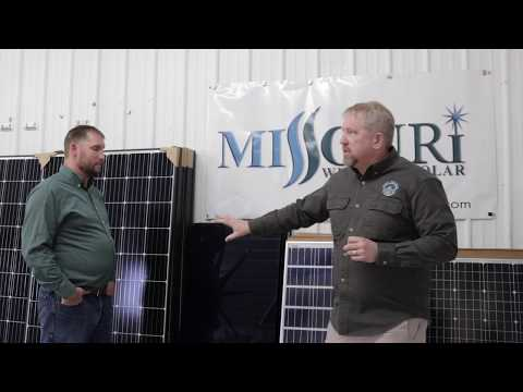 Great Deal on 105 Watt Solar Panels | Missouri Wind and Solar