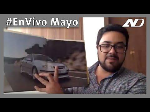 #EnVivo Mayo 2019 - Un gran día en pista