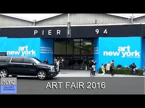 ART NEW YORK 2016