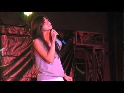 20110407李千娜~我不允許我再愛上你@台中校園演唱