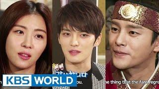Entertainment Weekly | 연예가중계 - Kim Jaejoong(JYJ), Seo Inguk, Ha Jiwon (2015.01.24)