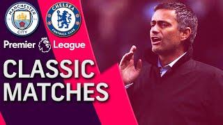 Manchester City v. Chelsea | PREMIER LEAGUE CLASSIC MATCH | 10/16/04 | NBC Sports