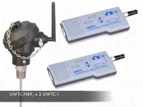 Wireless Devices For Temperature Monitoring