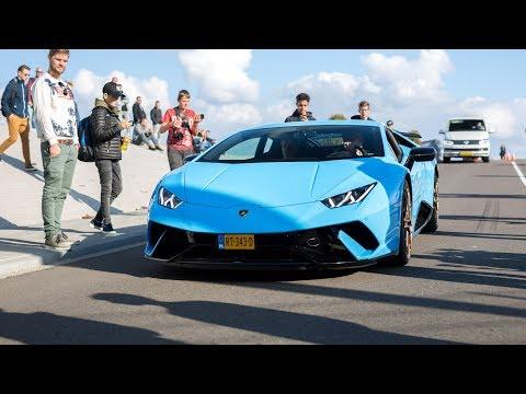 Lamborghini Huracan Performante - LOUD Revs & Accelerations !