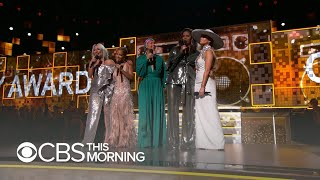 Female empowerment takes center stage at 2019 Grammys