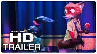 WRECK IT RALPH 2 Zootopia Easter Egg Scene Trailer (NEW 2018) Disney Animated Movie HD