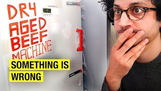 4. Something Is Wrong  |  The Dry Aged-Beef Machine