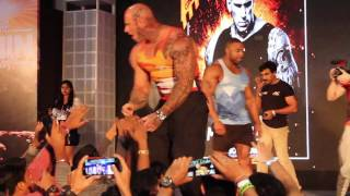 BodyPower Expo 2017 Mumbai India | Martyn Ford | Fitness Event | Body Building Part - 3
