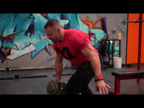 How to Perform an Unsupported One-Arm Row