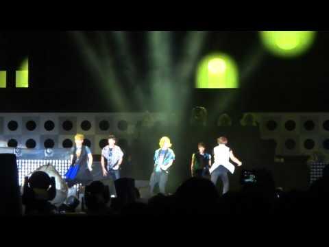 120626 EXPO Pop Stage  SHINee  Stranger