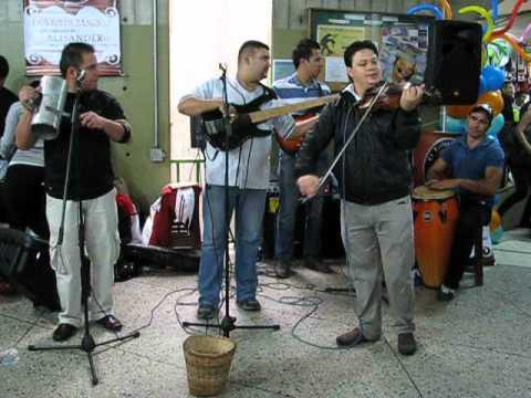 El Violín Mágico y los Hijos de Piyuyo - El Gavilán