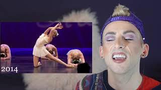 Dance Coach Reacts to Maddie Ziegler Dance Evolution