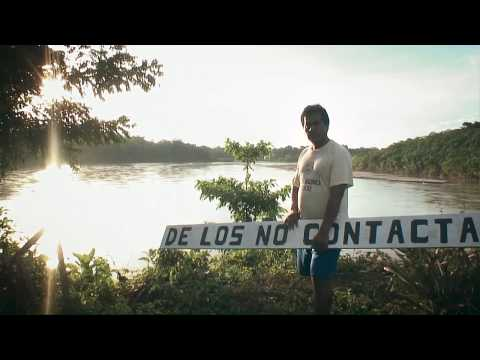 See the first control post in Peru that protects isolated tribes