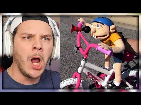SML Movie: Jeffy's Bike! - Reaction