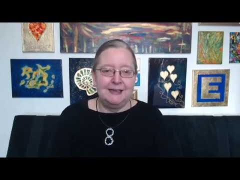 Silvia Hartmann Live Stream: HAPPINESS, the Bereavement Angel and The Lucky Star EMO Meditation!