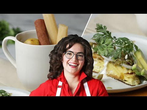 How To Make A Chilaquiles Frittata Recipe As Made By Ellen Bennett