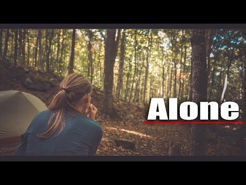 Woman in the Backcountry Alone - Susie's First Solo Adventure